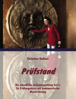 Prüfstand von Kaßner,  Christine