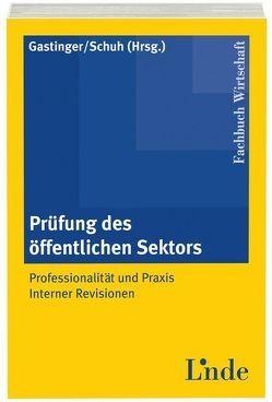 Prüfung des öffentlichen Sektors von Gastinger,  Karin, Schuh,  Hannes