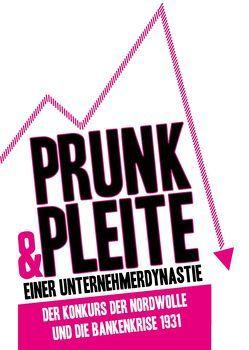 Prunk & Pleite einer Unternehmerdynastie von Schöck-Quinteros,  Eva, Wittkowski,  Mareike, Wixforth,  Harald