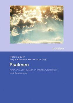 Psalmen von Geyer,  Helen, Pauser,  Michael, Wertenson,  Birgit Johanna