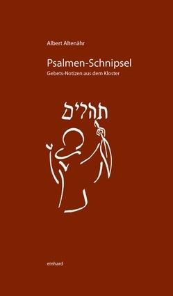Psalmen-Schnipsel von Altenähr,  Albert