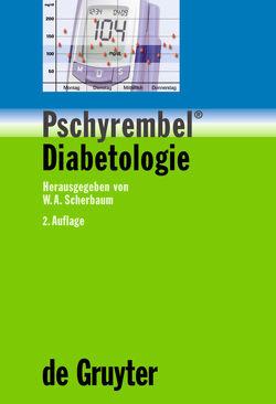 Pschyrembel® Diabetologie von Lankisch,  Mark, Neufang-Sahr,  Anja, Scherbaum,  Werner A.