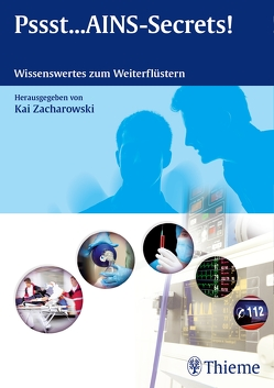 Pssst…AINS-Secrets! von Zacharowski,  Kai