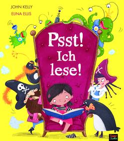 Psst! Ich lese! von Ellis,  Elina, Kelly,  John, Kiesel,  TextDoc
