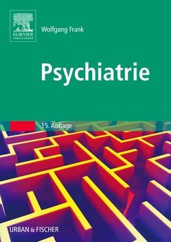 Psychiatrie von Frank,  Wolfgang