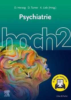 Psychiatrie hoch2 von Herzog,  David, Lieb,  Klaus, Turner,  Daniel