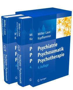Psychiatrie und Psychotherapie von Kapfhammer,  Hans-Peter, Laux,  Gerd, Möller,  Hans-Jürgen