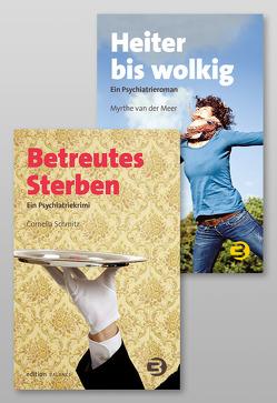 Psychiatrieroman und Psychiatriekrimi von Schmitz,  Cornelia, van der Meer,  Myrthe