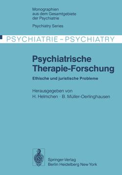 Psychiatrische Therapie-Forschung von Helmchen,  H., Müller-Oerlinghausen,  B.