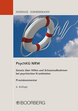 PsychKG NRW von Dodegge,  Georg, Zimmermann,  Walter