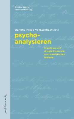 psycho-analysieren von Diercks,  Christine, Schlüter,  Sabine