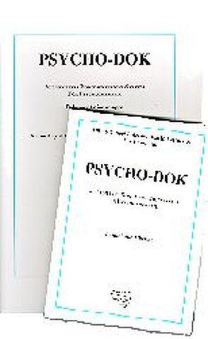 Psycho-Dok von Baumann,  Urs, Laireiter,  Anton R, Lettner,  Karin
