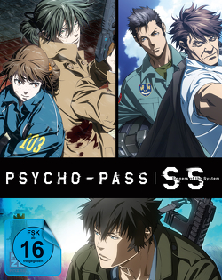 Psycho-Pass: Sinners of the System (3 Movies) – Blu-ray-Steelcase [Limited Edition] von Shiotani,  Naoyoshi