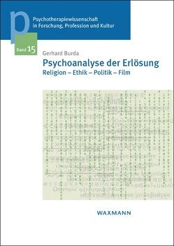 Psychoanalyse der Erlösung von Burda,  Gerhard