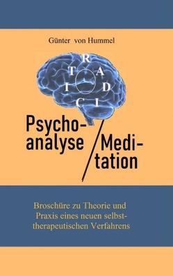 Psychoanalyse / Meditation von Hummel,  Günter von