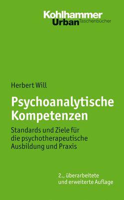 Psychoanalytische Kompetenzen von Will,  Herbert