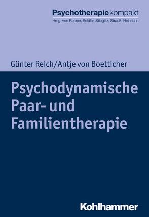 Psychodynamische Paar- und Familientherapie von Freyberger,  Harald, Reich,  Günter, Rosner,  Rita, Seidler,  Günter H., Stieglitz,  Rolf-Dieter, Strauß,  Bernhard, von Boetticher,  Antje