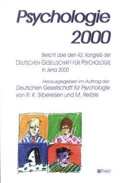 Psychologie 2000 von Reitzle,  Matthias, Silbereisen,  Rainer K