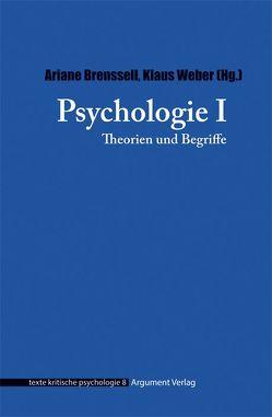 Psychologie von Brenssell,  Ariane, Weber,  Klaus