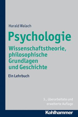 Psychologie von Walach,  Harald