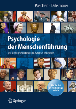 Psychologie der Menschenführung von Dihsmaier,  Erich, Paschen,  Michael