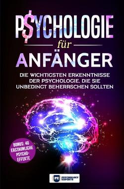 Psychologie für Anfänger von Experts,  Psychology