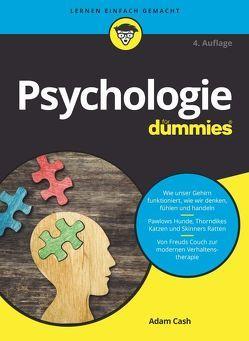 Psychologie für Dummies von Cash,  Adam
