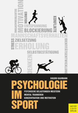 Psychologie im Sport von Baumann,  Sigurd