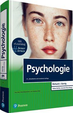 """Psychologie mit E-Learning """"MyLab   Psychologie"""" von Gerrig,  Richard J."""