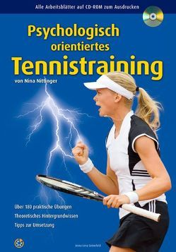 Psychologisch orientiertes Tennistraining von Nittinger,  Nina