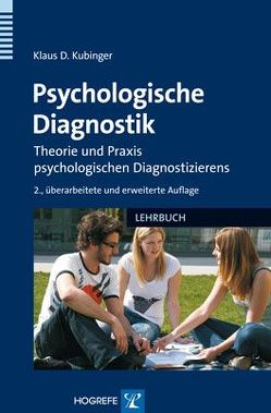 Psychologische Diagnostik von Kubinger,  Klaus D.