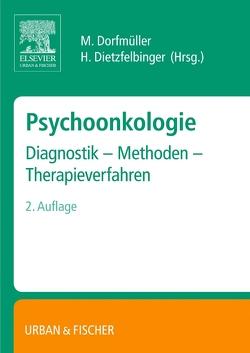 Psychoonkologie von Dietzfelbinger,  Hermann, Dorfmüller,  Monika