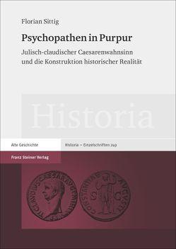 Psychopathen in Purpur von Sittig,  Florian