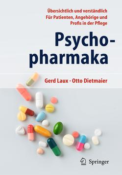 Psychopharmaka von Dietmaier,  Otto, Laux,  Gerd