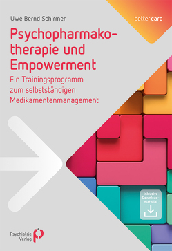 Psychopharmakotherapie und Empowerment von Schirmer,  Uwe