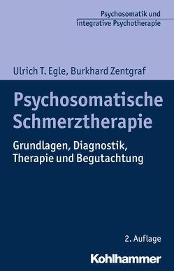 Psychosomatische Schmerztherapie von Egle,  Ulrich T, Holtforth,  Martin Grosse, Zentgraf,  Burkhard