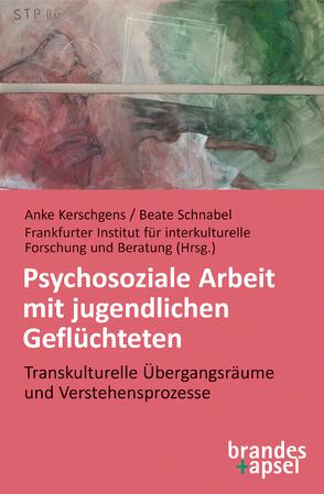 Psychosoziale Arbeit mit jugendlichen Geflüchteten von Kerschgens,  Anke, Schnabel,  Beate