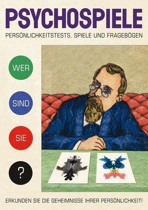 Psychospiele von Becker,  Ulrike, Gooding,  Mel, Rothenstein,  Julian