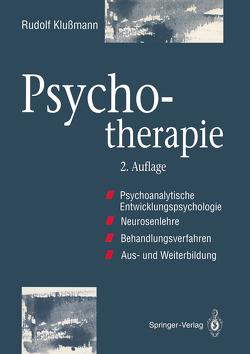 Psychotherapie von Klussmann,  Rudolf