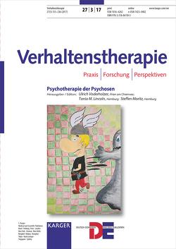 Psychotherapie der Psychosen von Lincoln,  T.M., Moritz,  S., Voderholzer,  U.