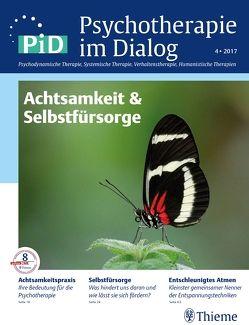 Psychotherapie im Dialog – Achtsamkeit & Selbstfürsorge von Flückiger,  Christoph, Köllner,  Volker