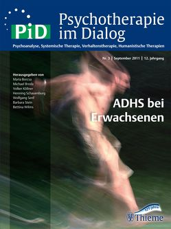 Psychotherapie im Dialog – ADHS bei Erwachsenen von Ballaschke,  Olaf, Kirsch,  Peter, Wilms,  Bettina