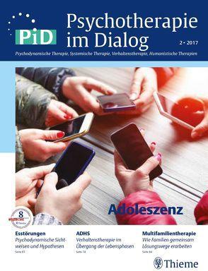 Psychotherapie im Dialog – Adoleszenz von Borcsa,  Maria, Wiegand-Grefe,  Silke