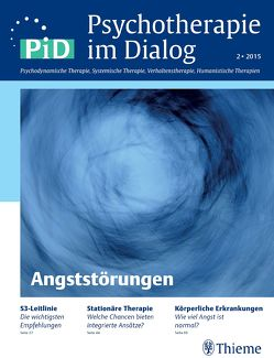 Psychotherapie im Dialog – Angststörungen von Geiser,  Franziska, Köllner,  Volker
