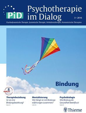 Psychotherapie im Dialog – Bindung von Borcsa,  Maria, Schauenburg,  Henning, Wiegand-Grefe,  Silke