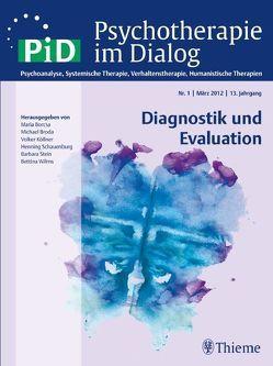Psychotherapie im Dialog – Diagnostik und Evaluation von Köllner,  Volker, Schauenburg,  Henning