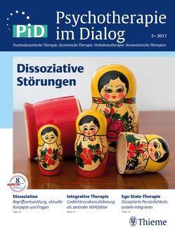 Psychotherapie im Dialog – Dissoziative Störungen von Schauenburg,  Henning, Stein,  Barbara