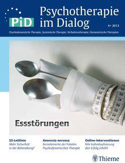 Psychotherapie im Dialog – Essstörungen von de Zwaan,  Martina, Stein,  Barbara