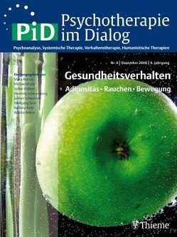Psychotherapie im Dialog – Gesundheitsverhalten von Herpertz,  Stephan, Köllner,  Volker