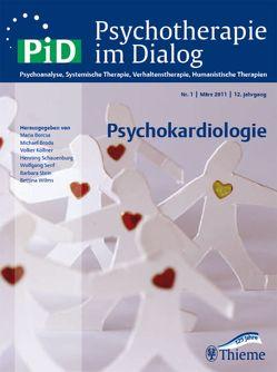 Psychotherapie im Dialog – Psychokardiologie von Albus,  Christian, Köllner,  Volker